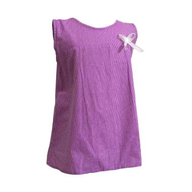 Kirana Kids Wear Nadia Line Dress Anak - Purple