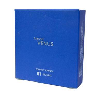Marcks Venus Compact Powder - 01 Invisible [12 g]