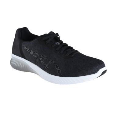 Asics Gel-Kenun Men Running Shoes - Black [ASIT7C4N1690]