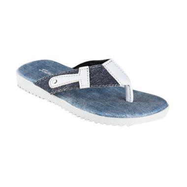 Bata Child 3719422 Tira Sandal Anak Laki-laki - Blue