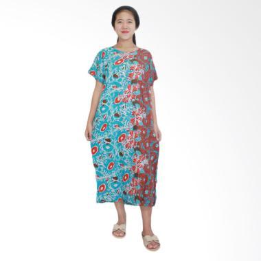 Batik Alhadi DPT001-32A Daster Kanc ...  Tidur Ibu Hamil Menyusui