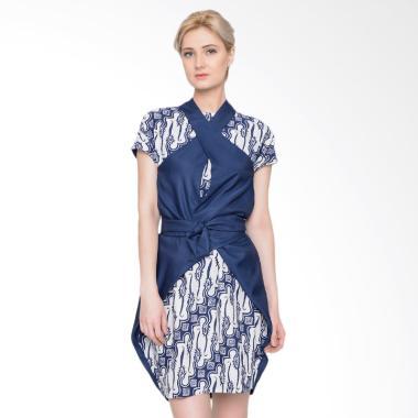JogjaCart Modalogie Ellen Dress Batik