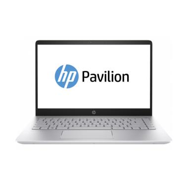 HP Pavilion 14-bf008TX Notebook - Gold