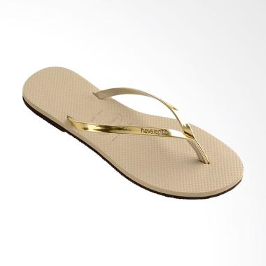 Havaianas CF 2719 You Met Sandal Fl ...  - Sand Grey Light Golden