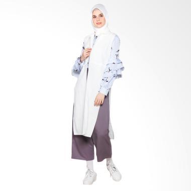 covering-story_covering-story-aira-long-vest-cardigan-muslim-wanita---ivory_full05 Vest Hijab Terlaris lengkap dengan Harganya untuk saat ini