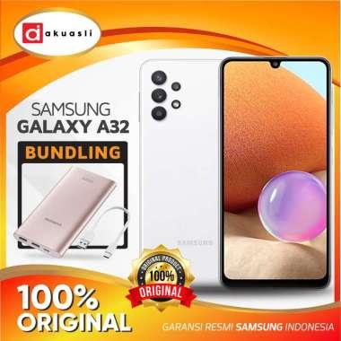 harga Samsung A32 6/128GB RAM 6 ROM 128 Original Garansi Resmi Bundling POWERBANK 8/128GB Awesome White Blibli.com