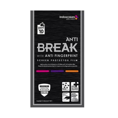 Indoscreen Anti Break Anti Gores Screen Protector for BlackBerry Passport  Silver Edition