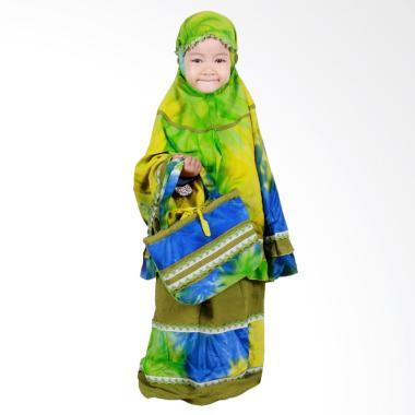 Sanaya Kids Rayon Premium Mukena Anak