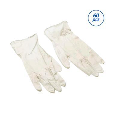 Sensi Careline Exam Gloves [60 pcs/Size L]