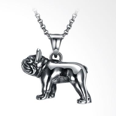 SOXY New Fashion Jewelry Personaliz ... um Steel Kalung [GMYN087]
