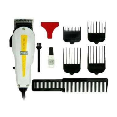 Wahl Hair Clipper Super Taper Mesin ... Proffesional Barber Shop