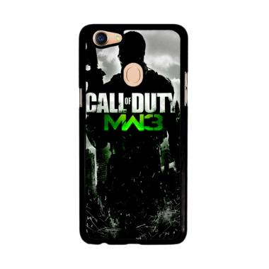 Acc Hp Call Of Duty Mw3 Z0006 Custom Casing for Oppo F5 - Black
