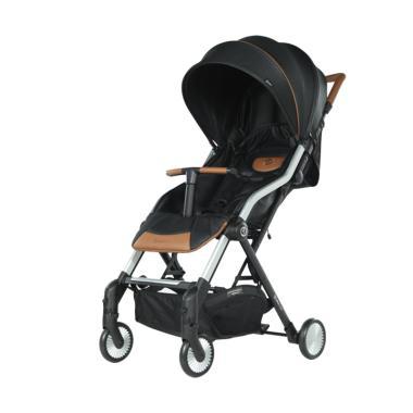 Hybrid Cabi Stroller Bayi - Black