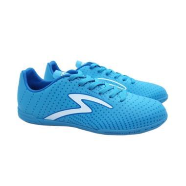 Specs Barricada Guardian In Sepatu Futsal Pria - Blue [400695]