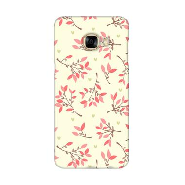 Premiumcaseid Cute Floral Seamless  ... for Samsung Galaxy C5 Pro