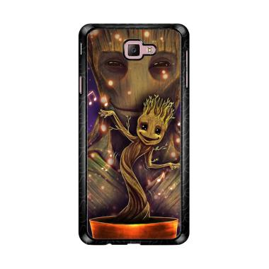 Flazzstore Groot Dancing And Smile Z0190 Custom Casing for Samsung Galaxy J7 Prime