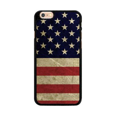 Flazzstore American Flag 3 O0232 Cu ... for iPhone 6 or iPhone 6S
