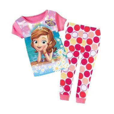 VERINA BABY princee sofia pajamas anak cuddle me