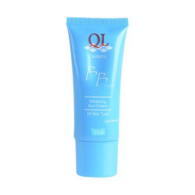 QL Cosmetic BB Cream - Light Brown [18 mL]