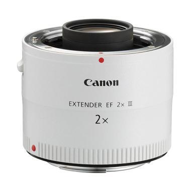 Canon EF 2x III Extender Aksesoris Lensa - White