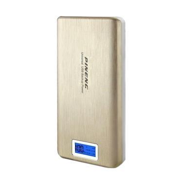 PINENG PN-999 LCD Powerbank - Gold [20000 mAh]