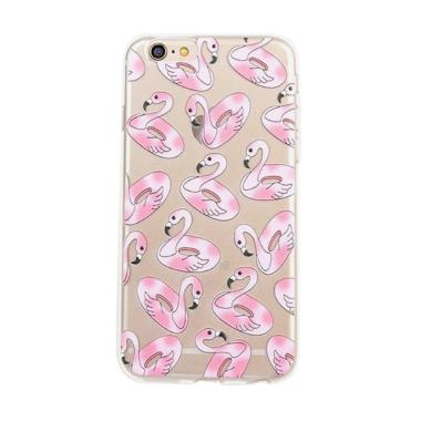 United Shop Rounded Flamingo Casing for Oppo A57 - Pink