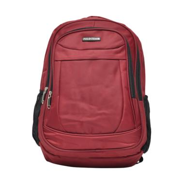 Polo Team 3613 Laptop Backpack - Merah