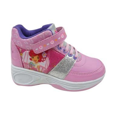 harga BALMORAL SS-JRD17 Karakter Roda 1 Sepatu Anak - Pink Blibli.com