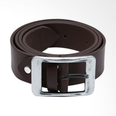 Tendencies Vintage Belt Ikat Pinggang - Brown