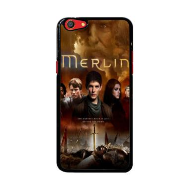 Flazzstore Merlin Fantasy Adventure ... m Casing for Oppo F3 Plus