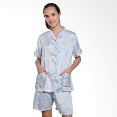 Just Fashion Baju Tidur Wanita - Abu-abu