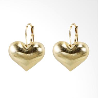 SOXY LKN18KRGPE1588 Best Selling Fa ... ed Female Earrings - Gold