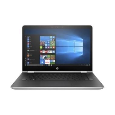 HP 14-BA003TX Notebook - Silver [14 ... 1TB/ 940-2GB/ Windows 10]