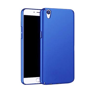 save off 69e96 27a0a QCF Hardcase Eco 360 Baby Skin Case Matte Slim Casing for Oppo A37 / Oppo  Neo 9 - Biru