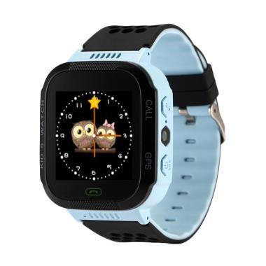 Cognos Q528 Y21 Kids Smartwatch - Biru [GSM/ SOS]