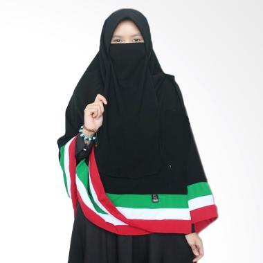 Hijab Bandung Khimar Palestina Jilbab Instan