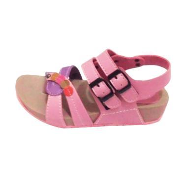 Flonel FF-JS-06 Fashion Sandal Anak Perempuan - Pink
