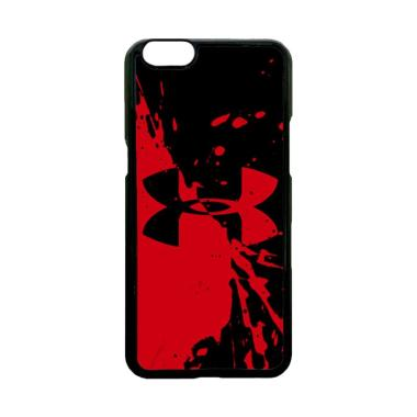 Acc Hp Under Armor Red G0066 Casing for Oppo F3