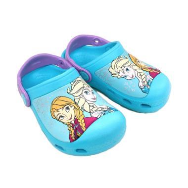 Crocs 16358 40M Creative Clog Frozen Sandal Anak Cewek