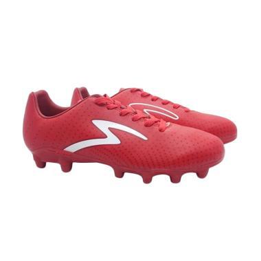 Specs Barricada Guardian Sepatu Sepakbola - Red [100779]