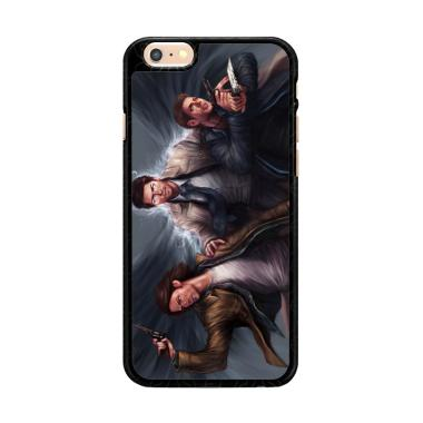 Flazzstore Supernatural Painting Ar ... for iPhone 6 or iPhone 6S