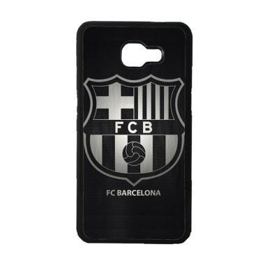 Acc Hp FC Barcelona W4874 Casing for Samsung Galaxy A3 2016