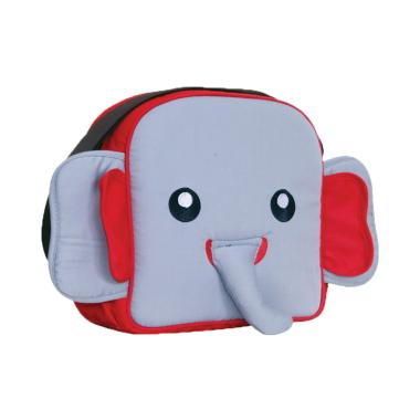 Baby Scots B2T1101 Tas Perlengkapan Bayi Diapers Bag - Red