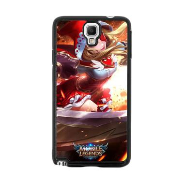 Acc Hp Ruby Mobile Legends W5146 Casing for Samsung Galaxy Note 3 Neo