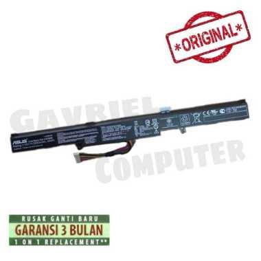 harga Baterai Laptop Asus X550E Hitam Blibli.com