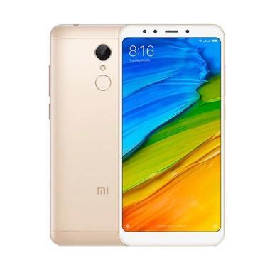 Xiaomi Redmi 5 Smartphone - Gold [2 GB/16 GB]