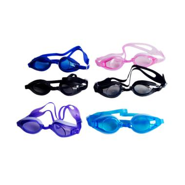 Sailto Anti Fog UV Protection Paket ...  Dewasa [6 Pcs/ All Size]