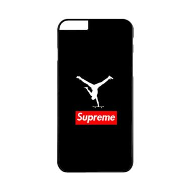 Cococase Supreme X Jordan Black X4913 Casing for iPhone 6 or iPhone 6S