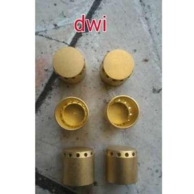 harga Burner api lilin-topi merk winn gas W508 kiri dan W408 Blibli.com