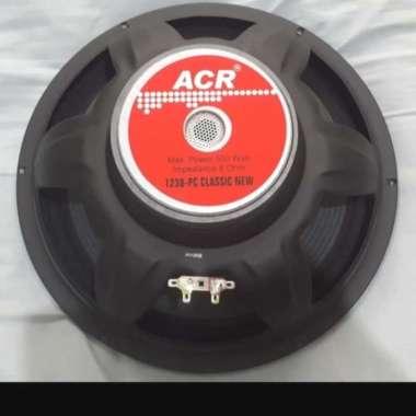 SPEAKER 12 INCH ACR FULLRANGE ACR 1238 CLASSIC 500WATT ORIGINAL ASLI OEM AUDIO SPEAKER ORIGINAL